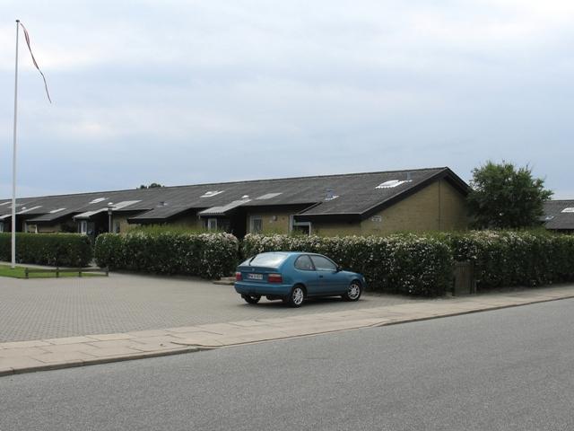 Skarpæsvej - Mosegårdsvej